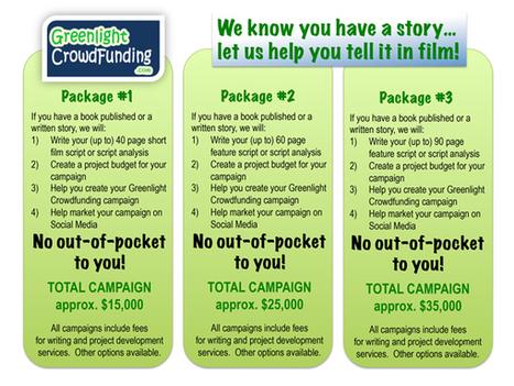 STUDIO - Greenlight Crowdfunding - Funding for the Creative Artists | Visit Greenlight Crowdfunding Today | Scoop.it