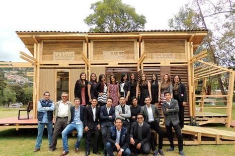 Con casa solar estudiantes colombianos ganan en EE.UU concurso de sustentabilidad | Infraestructura Sostenible | Scoop.it