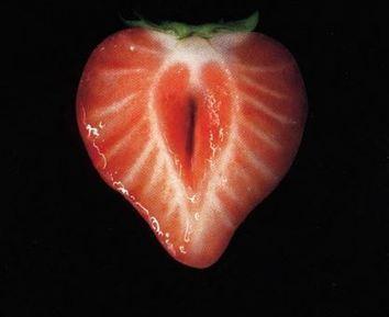Con le fragole trasformi con semplicità un dessert in una ricetta afrodisica!   La seduzione, un'arte che nasce dai desideri.   Scoop.it