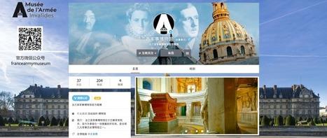 [REVUE DU WEB] Sinapses Conseils accompagne également le musée de l'Armée sur les réseaux sociaux chinois – Sinapses Conseils | Clic France | Scoop.it
