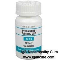 Is Prednisone Treatment for IgA Nephropathy_IGA Cure   Kidney Disease   Scoop.it