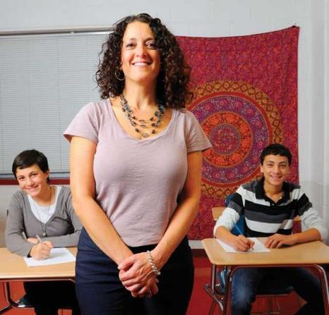 Catching Kids Before They Sink   Teaching Tolerance   Teaching and Learning in Urban Middle Schools   Scoop.it