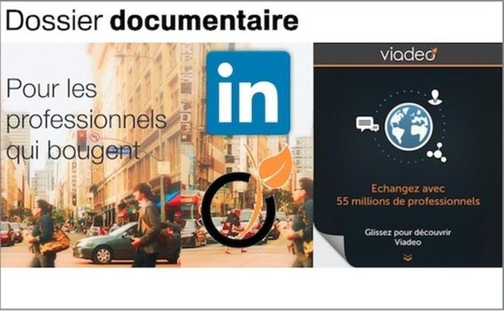 Dossier documentaire : La veille avec LinkedIn et Viadeo | TIC et TICE mais... en français | Scoop.it