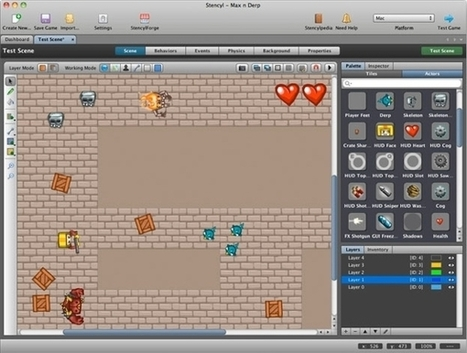 5 apps para que los niños aprendan a programar | Las Tabletas en Educación | Scoop.it