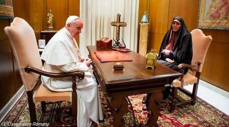 Vaticano inicia colaboración entre mujeres católicas e islámicas - ACI Prensa   WWG Spanish   Scoop.it