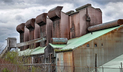 The Presurfer: 7 Incredible Abandoned Steel Mills | Modern Ruins, Decay and Urban Exploration | Scoop.it