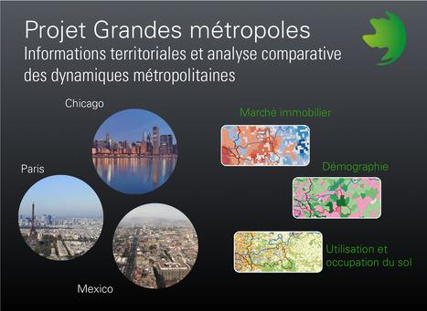 2e atelier Grandes métropoles - Médias sociaux et métropoles | Ambiances, Architectures, Urbanités | Scoop.it