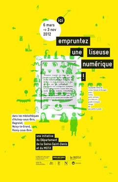 Seine Saint-Denis style : lecteurs ebook et iPads en médiathèque | BiblioLivre | Scoop.it