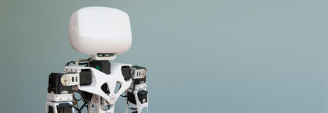Discover the Poppy Project, an Open-source humanoid platform | Sciences & Technology | Scoop.it