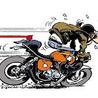 Due ruote ed un motore