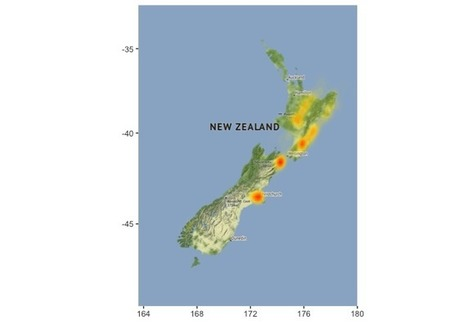 Putting data on maps using R: easier than ever | Interactive & Immersive Journalism | Scoop.it
