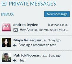 Introducing Private Messaging | ExamTime | Scoop.it