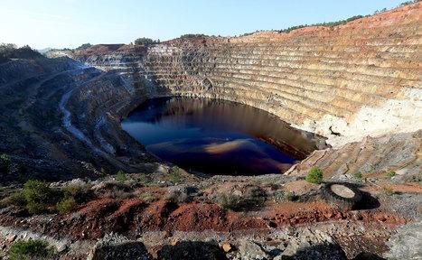 La vuelta a la mina   Nuevas Geografías   Scoop.it