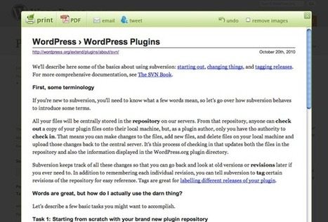 9 plugins Wordpress pour PDF | Time to Learn | Scoop.it