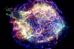 Ocean sediment sample holds iron believed to be from a supernova | De Natura Rerum | Scoop.it