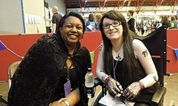 Why I want more disabled characters in books | LibraryLinks LiensBiblio | Scoop.it