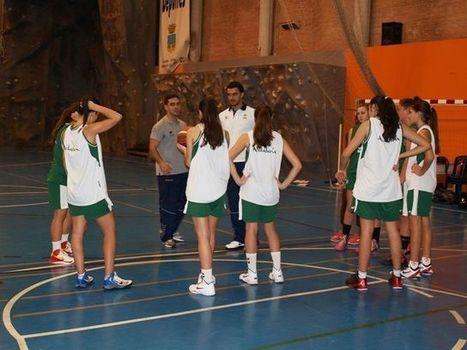Nueva concentración previa de las Selecciones Andaluzas Cadete masculina y femenina - Federación Andaluza de Baloncesto   Basket-2   Scoop.it
