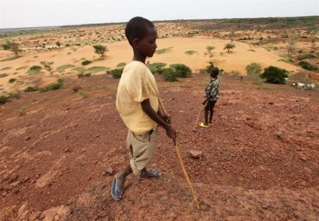 Full-scale food crisis threatens Niger and Mauritania | Coveting Freedom | Scoop.it