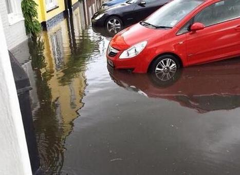 Storms and 'tornadoes' hit Kent as severe weather leaves parts of the county submerged | About Kent, UK | Scoop.it