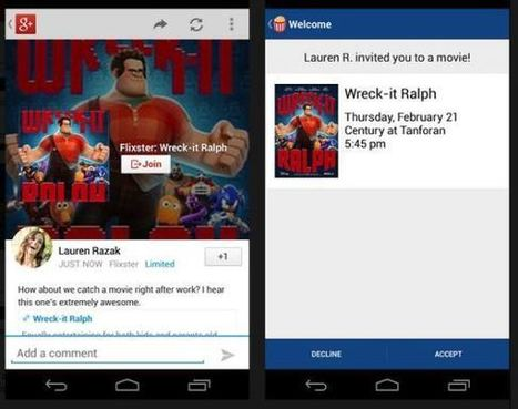 New Google+ Sign-In System Makes Sharing More Interactive and Precise | Social Networking Services | Scoop.it