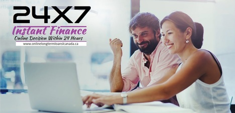 Incredible Money 24x7 Using Online Mode Same Day Today For Long Term | Long Term Loans Canada - No Fee, No Paperworks | Scoop.it