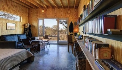 Incredible Photos: Is This Tiny Cabin Micro-Community the Future of Sustainable Living? » EcoWatch | Texas Coast Real Estate | Scoop.it