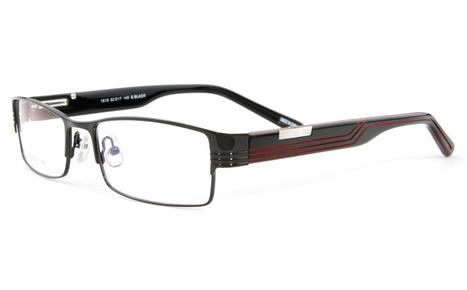 S.Black 1619 Full Rim Rectangle Glasse | anninobi | Scoop.it