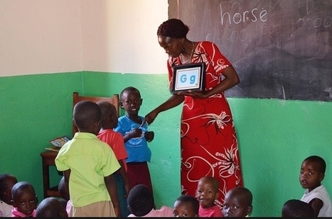 Project aims to introduce technology to classrooms in Uganda - Calgary Herald | WASH Uganda | Scoop.it