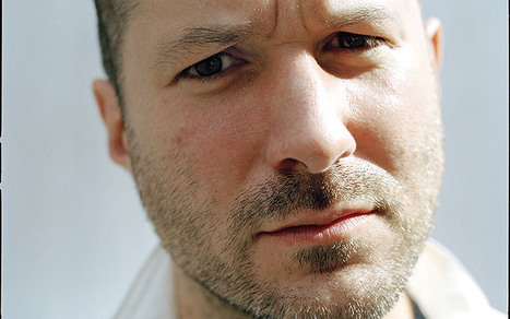 Jonathan Ive interview: simplicity isn't simple - Telegraph | Design Thoughts | Scoop.it