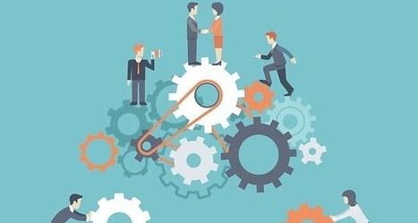 Leadership : (se) transformer pour mieux porter un projet commun I Cécile Desjardins   Entretiens Professionnels   Scoop.it