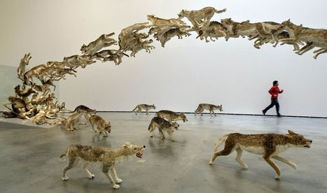 installations de Cai Guo-Qiang | Arts graphiques | Scoop.it