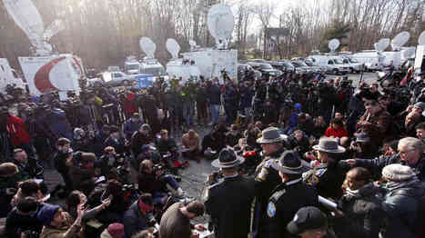 Officials In Newtown Follow A Well-Worn Media Script : NPR | EMS 2.0 | Scoop.it