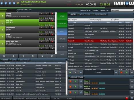 RadioDJ: Crear tu propia estación de radio | Profesorado | Scoop.it