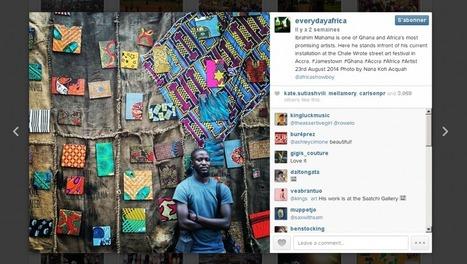 «L'Afrique au quotidien», des clichés pour sortir des clichés   Médias   Scoop.it