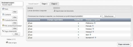 Ajouter un export de données personnalisés dans Dolibarr | Actualités de l'open source | Scoop.it