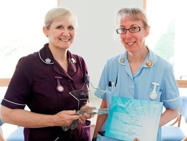 Brighton and Sussex University Hospitals - Sarah wins award for excellence in nursing care | Brighton and Sussex University Hospitals NHS Trust | Scoop.it
