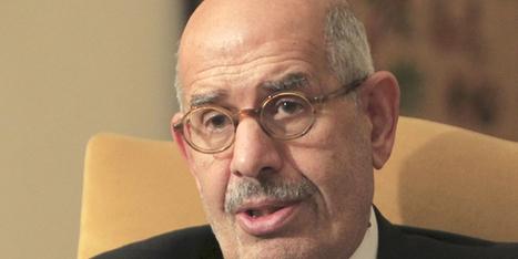 Selon le président du parti Doustour, ElBaradei estime que son rôle politique est terminé   Égypt-actus   Scoop.it