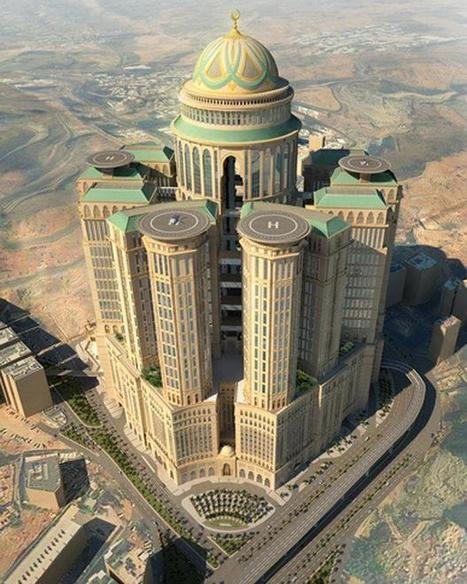 The largest hotel in the world is opening in Mecca next year | Arabian Peninsula | Scoop.it