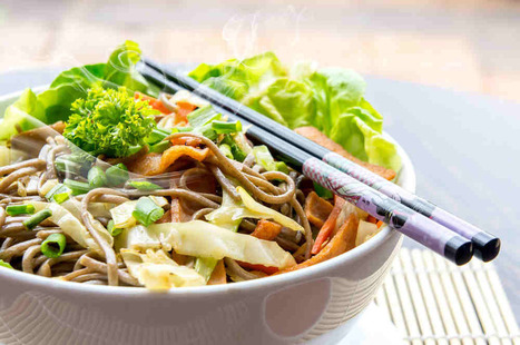 Udon Noodles: Probably the Most Versatile Dish Ever Made | Newcastle Diggers | Scoop.it