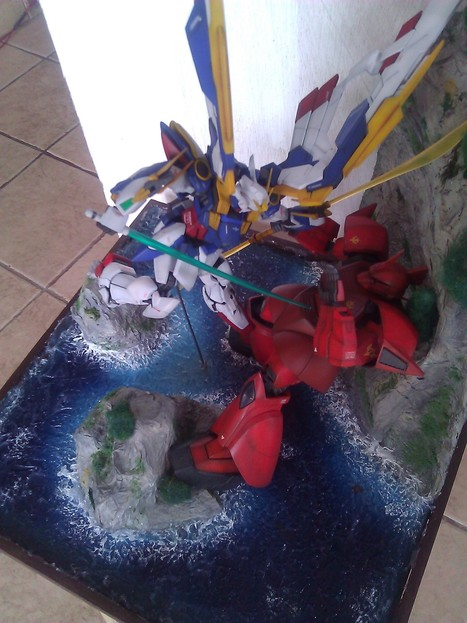 The Story of My Wing Gundam Wing for GBWC 2013 Junior Category | Gundam Model Kits | Scoop.it