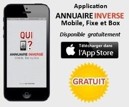 Discretel : Annuaire inversé   Business   Scoop.it