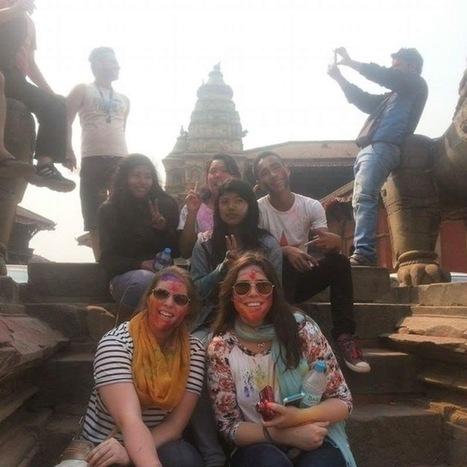"Review Catie O'Dwyer Volunteer in Kathmandu Nepal | ""#Volunteer Abroad Information: Volunteering, Airlines, Countries, Pictures, Cultures"" 