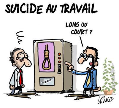 Suicide au travail | 694028 | Scoop.it