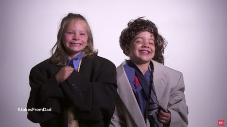 Cute Kids Tell Bad Dad Jokes In Social Campaign For Appliance & Electronics Brand   digital marketing strategy   Scoop.it