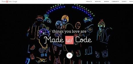 Google lanza proyecto para incentivar a las mujeres a programar   Algoritmia   Scoop.it