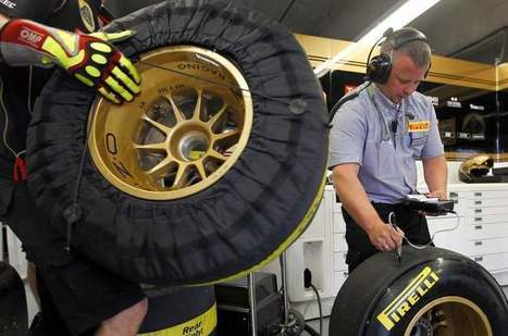 Pirelli to monitor pressures live during Monaco GP | F 1 | Scoop.it
