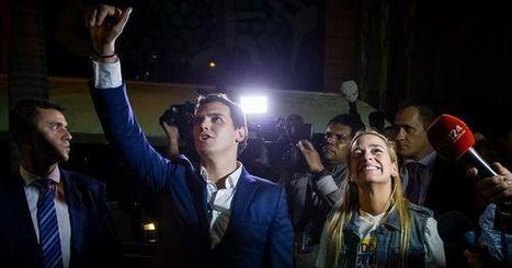 #AlbertRivera, pirómano en #Venezuela - #TontoPeligrosoDeLaSemana #Ciudadanos | Noticias en español | Scoop.it