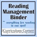 Curriculum Corner: Reading Management Binder for the Elementary Classroom | Common Core Oklahoma | Scoop.it