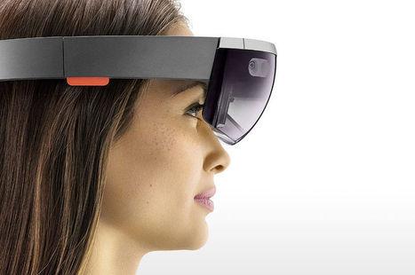 Faire ses courses avec un casque de réalité augmentée sur le nez | Soyons Geeks & Or-e-ginaux | Scoop.it