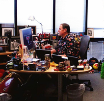 La politique du 'clean-desk' en voie de disparition ? | Un peu de tout et de rien ... | Scoop.it